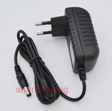 Wysokiej jakości AC/adapter DC 5V 6V 9V 12V 13.5V 18V 19V 500mA 1A 1.5A 2A 2.5A zasilacz ue wtyczka DC 5.5mm x 2.5mm