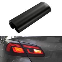 New High Quality Car-styling 30 * 150cm car matte black tint headlight taillight fog light vinyl Rear film lamp tint Film Tools 30 cm 60 cm 120 cm car film smoke fog light headlight taillight tint vinyl film 12 color lamp film car styling sticker