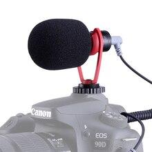 Sairen Q1 Comica CVM V30 Sulla Macchina Fotografica di Registrazione Microfono Shotgun Video Mic per il iPhone Canon DSLR VS Rode Videomicro