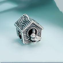 Аутентичные 925 стерлингового серебра новый тип originai коттедж