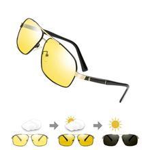 FENCHI, высокое качество, очки ночного видения, желтые, обесцвеченные, солнцезащитные очки для мужчин и женщин, оправа Aolly, очки Oculos vision nocturna