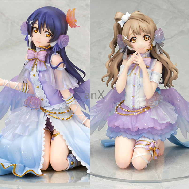 16cm Love Live! Minami Kotori Sonoda Umi Figure Sexy Girl PVC Action Figure Collection Model Toys For Christmas Gift