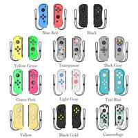Gamepad LED Wireless Bluetooth Joystick For NS Switch Console Joy-Con Joystick Game Controllers Game Pad Games Accessories