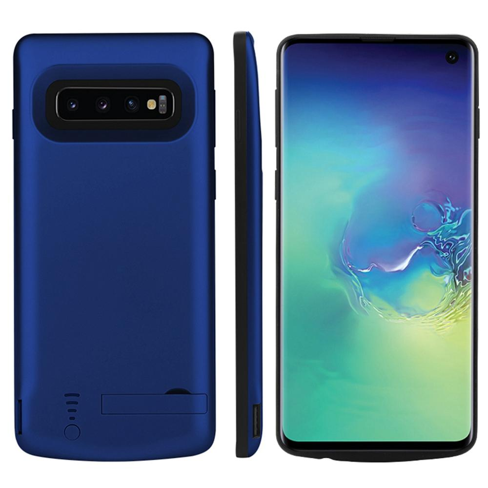 5000Mah For Samsung Galaxy S10 S10e Battery Case Rechargeable Extended Battery Funda Bateria With Bracket