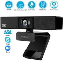 Ультра hd 4k веб камера с микрофоном 8mp 1080p usb для mac ноутбука