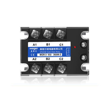 цена на Solid state relay MGR-3 032 38200Z SSR-200DA 200A 380VAC 3~32VDC DC-AC Three phase solid state relay