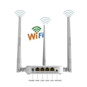 Tenda N318 300 Мбит/с мощный беспроводной Wi-Fi роутер Wi-Fi ретранслятор русская прошивка WISP повторитель модель AP
