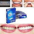 28Pcs/14Pairs Gel Zahnweiß-streifen Oral Hygiene Pflege Doppel Elastische Zähne Streifen Bleaching Dental Bleichen Werkzeuge