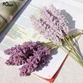 6 шт./упак. искусственный ванильный мини Поролоновый букет из искусственных цветов, букет цветов для украшения стен, крупы, растения