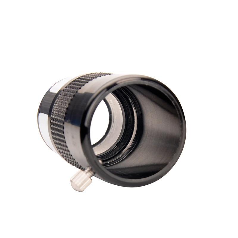 Купить с кэшбэком 1.25inch 2X Achro Barlow Lens Full Alloy Frame+Optocal Glass with Locking Screw Astronomical Telescope Eyepiece Accessories