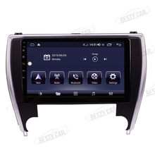10.1 ''Android 10,0 Auto-Multimedia-Player Stereo Radio GPS Navigation für Toyota Camry 2015 ~ 2017 USA Version Kopf einheit DSP VIDEO(China)