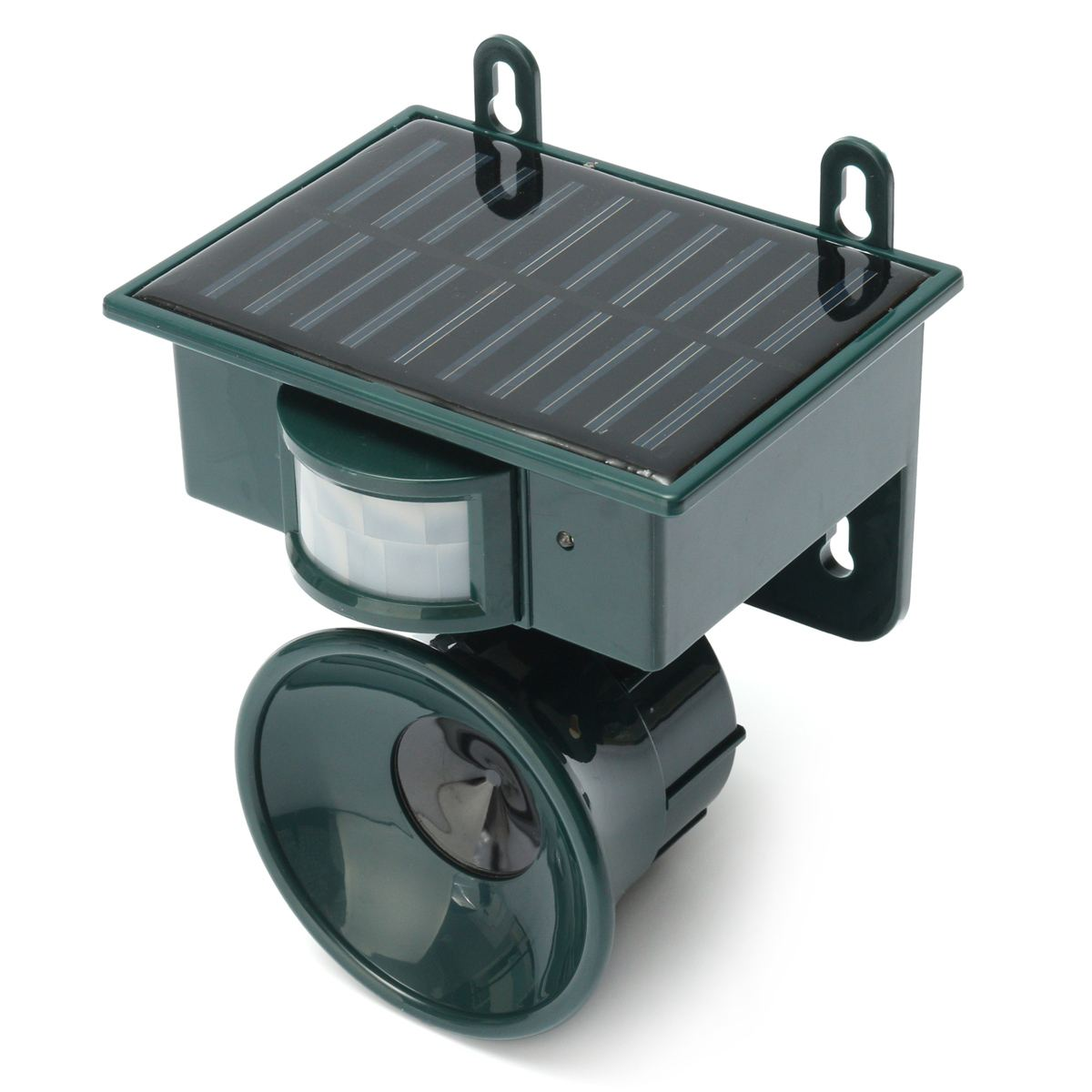 Bird-Repeller Chaser Garden-Supplies Motion-Sensor Scarer Animal Solar-Powered Ultrasonic title=