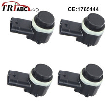 1765444 PDC Parking 4 Sensors For Ford Galaxy WA6 Mondeo IV S-MaxWA6 New Anti Radar Detector Parktronic Distance Control sensor david nyce s position sensors