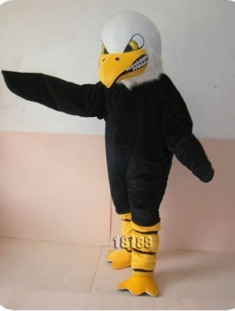 Big Bird hot selling cartoon Adult Mascot Costume fancy dress animal Hi-Q