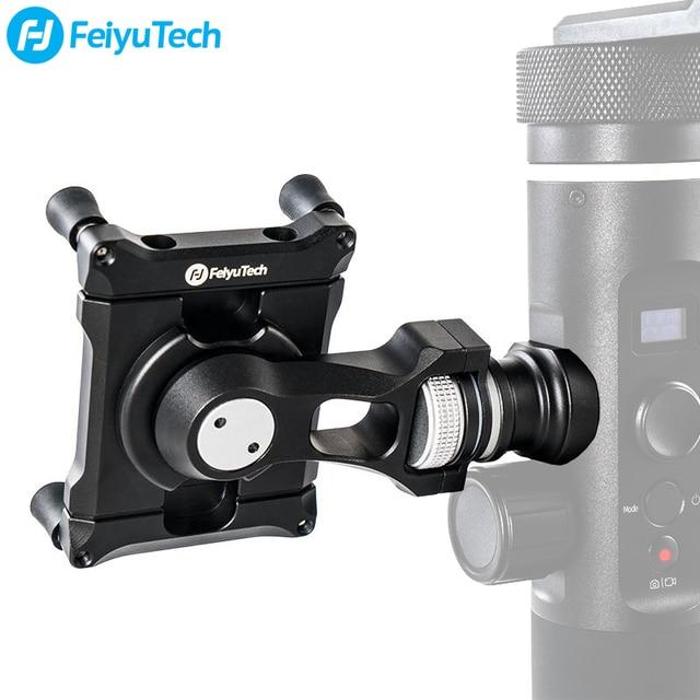 FeiyuTech Feiyu Smartphone מתאם טלפון הר עבור G6 G6 בתוספת SPG 2 סוגר קליפ קלאמפ מחזיק עבור פעולה CameraGimbal