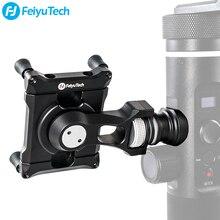 FeiyuTech Feiyu Smartphone adapter uchwyt do telefonu dla G6 G6 Plus SPG 2 uchwyt uchwyt zaciskowy do kamery akcji