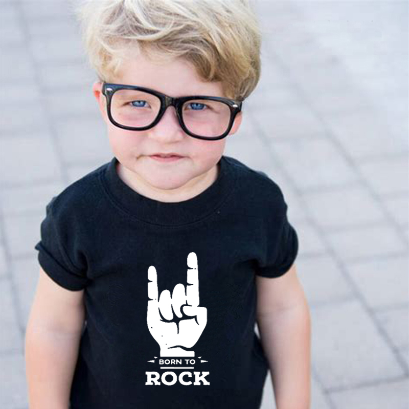 Camiseta unissex para crianças, camiseta de manga curta para meninos e meninas camisa com camisa