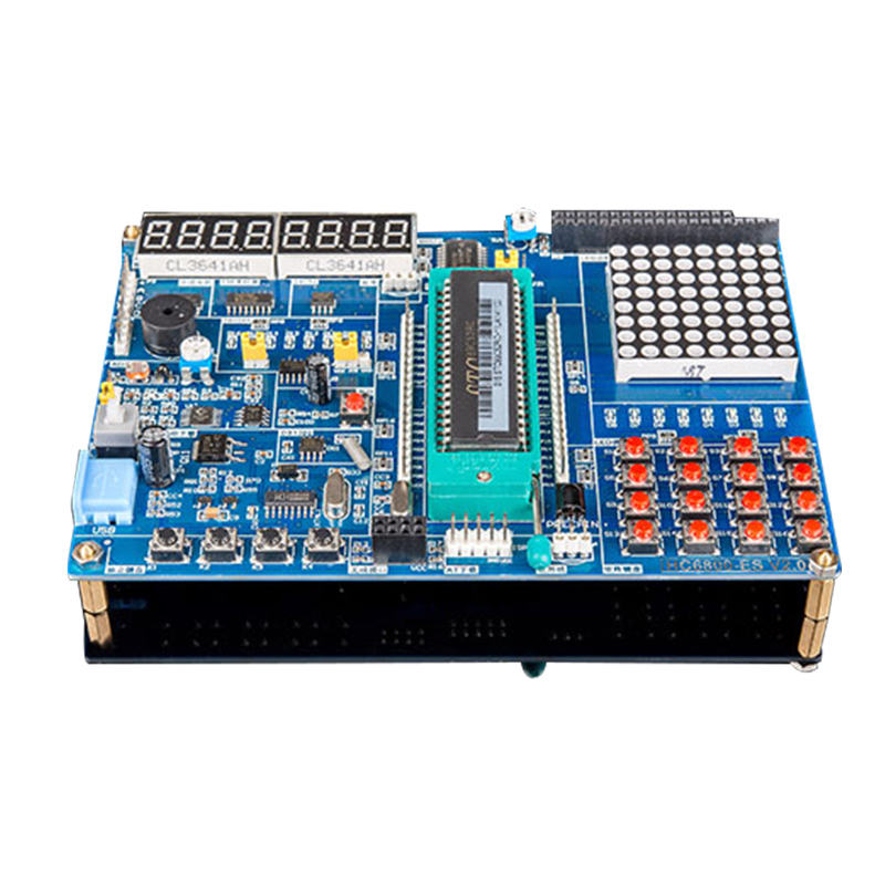 51 MCU Learning Board 51 MCU Development Board Experiment Board Stc89c52 Kit MCU