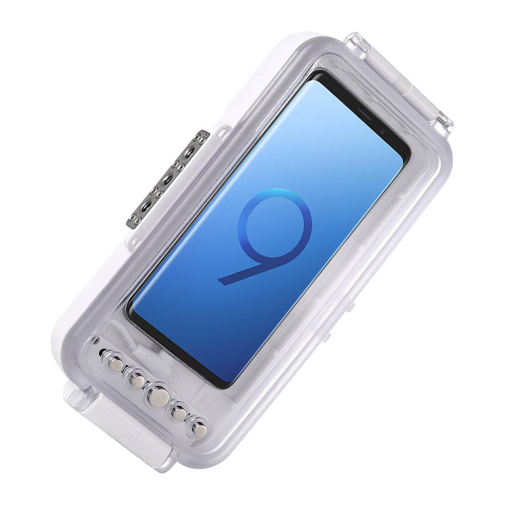 Puluz Universal Waterproof Case For Android Phones 3