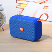 TG506 Bluetooth speaker Portable Wireless Loudspeakers For Phone Computer Stereo Music surround Waterproof Outdoor Speakers Box wireless bluetooth speaker outdoor waterproof boombox portable stereo subwoofer surround speakers for computer support tf usb