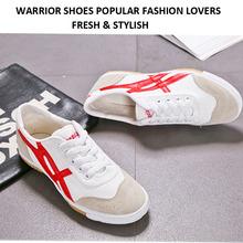 Chińskie klasyczne buty wojownika płaskie płótno Unisex kapcie miękkie gumowe oddychające buty sportowe tenisówki treningowe Parkour tanie tanio OLOEY RUBBER Lace-up Pasuje prawda na wymiar weź swój normalny rozmiar Spring2019 YDX-14 Classics Finał evo Gwint Hard court