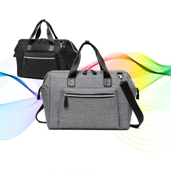 Diaper Bag Large Tote Stylish for Mom and Dad Convertible Travel Baby Boys Girls - discount item  33% OFF Activity & Gear