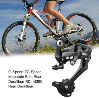 Gran oferta de desviador trasero de bicicleta de montaña RD-M390, piezas de repuesto para cambio de 7, 8 y 9 velocidades, venta al por mayor