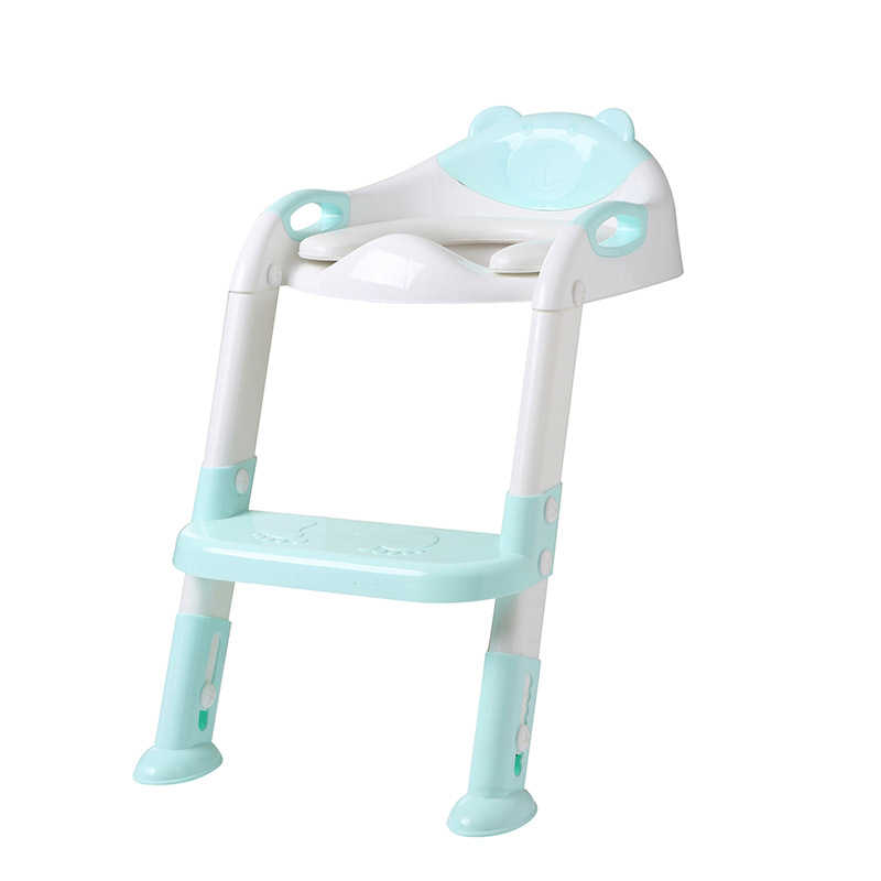 พลาสติก Trainers ไม่เต็มเต็งห้องน้ำเบาะแขนที่นั่งเด็กแหวน Pad เด็กห้องน้ำกระทะเด็กการฝึกอบรมที่นั่ง