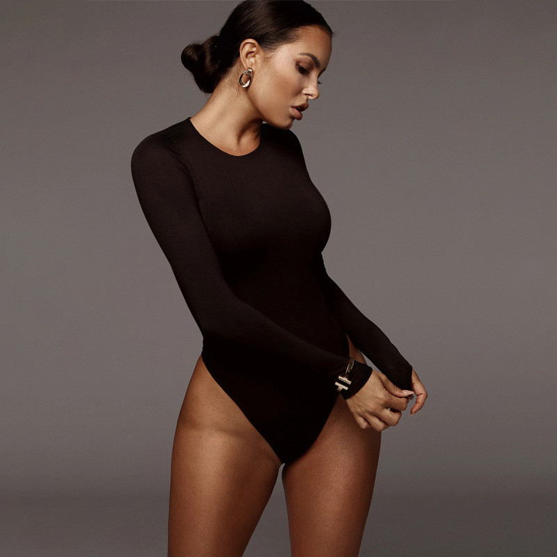 long sleeve bodysuit women15