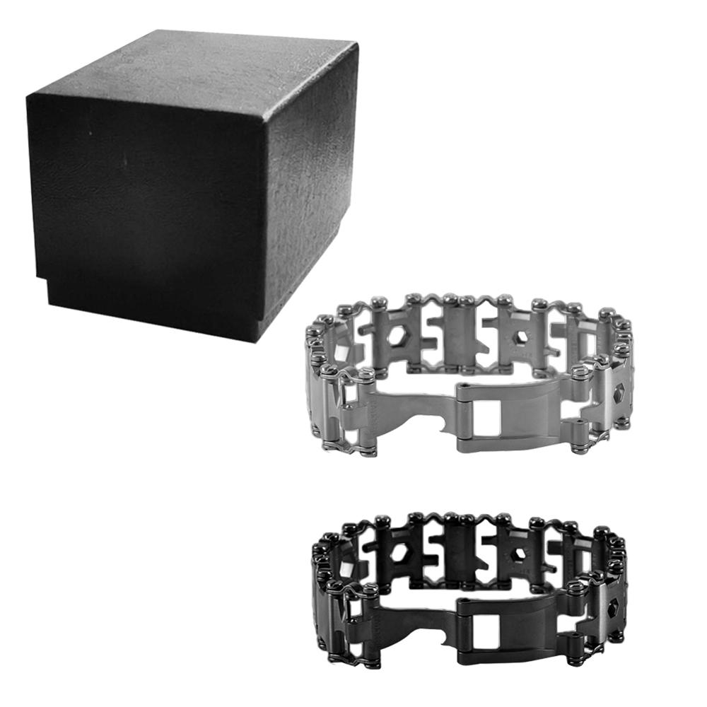 Discount\Bracelet Driver-Tools Multifunction-Tool Tread Wearable Bolt Kit-Friendly Stainless-Steel