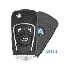 KEYECU KEYDIY Universal KD Remotes NB Series NB22 3 for KD900 KD900+ URG200+ KD X2