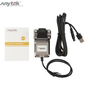 Image 3 - 1080P HD سيارة كاميرا DVR USB أندرويد واي فاي G الاستشعار للرؤية الليلية DVR ADAS السيارات مسجل فيديو زاوية واسعة Anytek X28 داش كاميرا