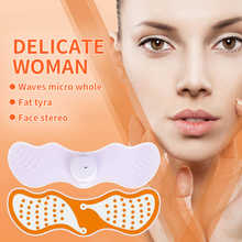 Lifting-Massager Muscle-Stimulator Face Slimming Reduce Double-Chin-Skin-Lift-Tools Micro-Current