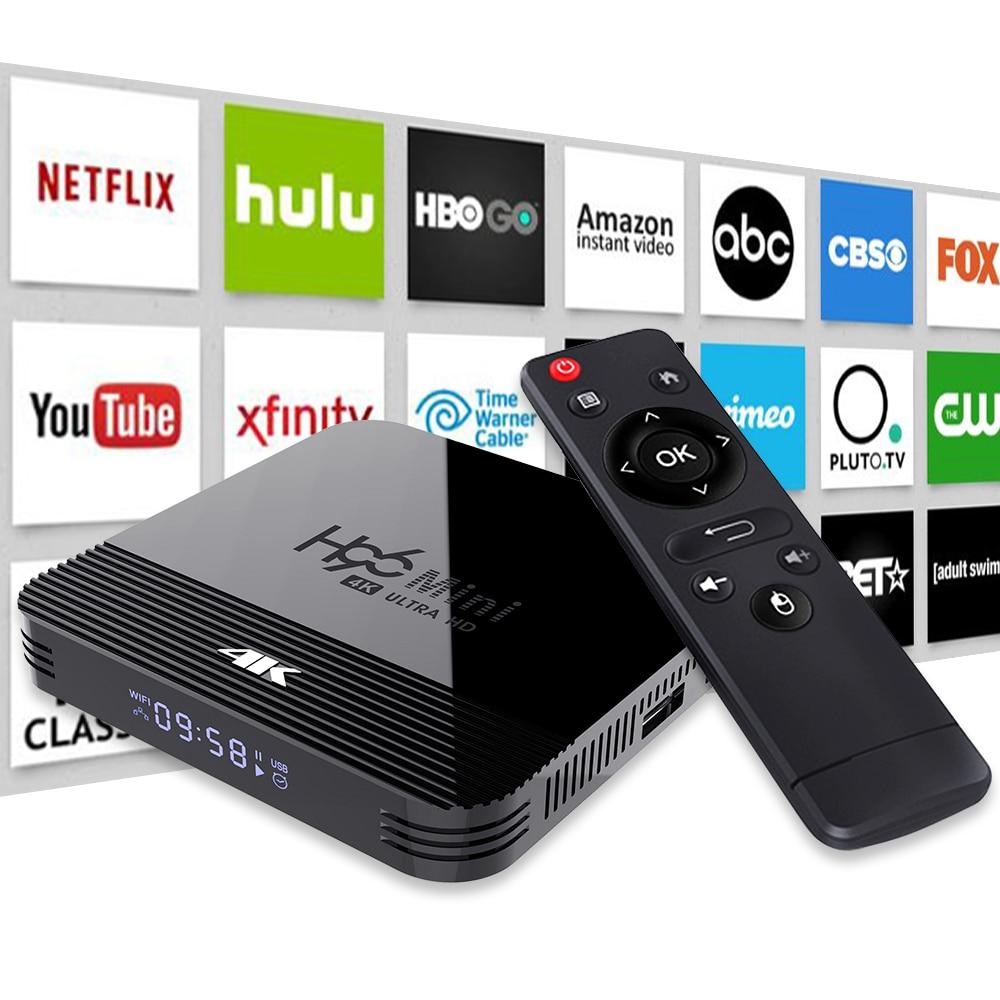 Smart TV Box RK3228 28nm Quad core Cortex A7 4K video Android 9.0 9 Bluetooth 4.0 Set Top Box Mali 400 GPU|Set-top Boxes| |  - title=