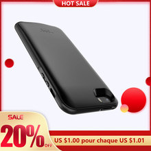 Battery-Charger-Cases Back-Clip Magnetic-Top-Cover Universal iPhone5s XNCORN for Ultra-Thin