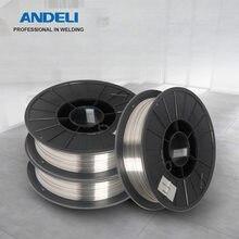 ANDELI MIG filo per saldatura filo per saldatura senza gas animato 0.8/1.0mm 1kg Mig saldatura filo senza gas