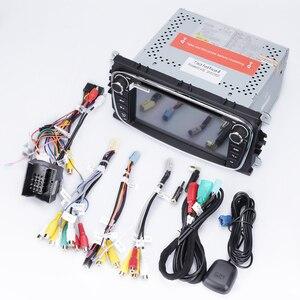 Image 5 - Isudar автомобильный мультимедийный плеер Android 10 GPS Авторадио 2 Din для FORD/Focus/Mondeo/S MAX/C MAX/Galaxy RAM 4 Гб 64 Гб радио DSP DVR
