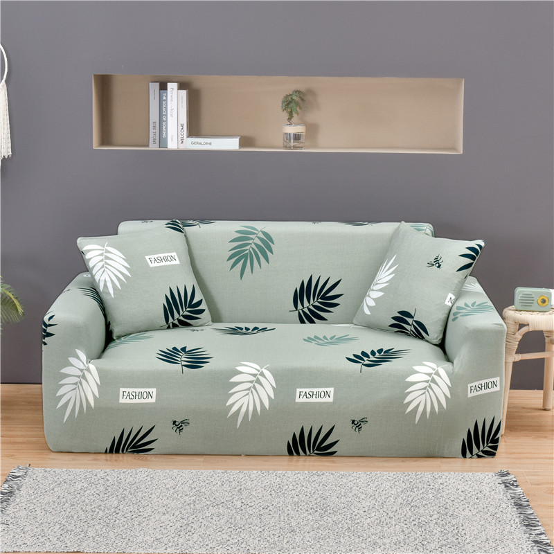 Sofa Slipcover Stretch Protector Soft Couch Flamingo PatternLoveseat Chair Cover