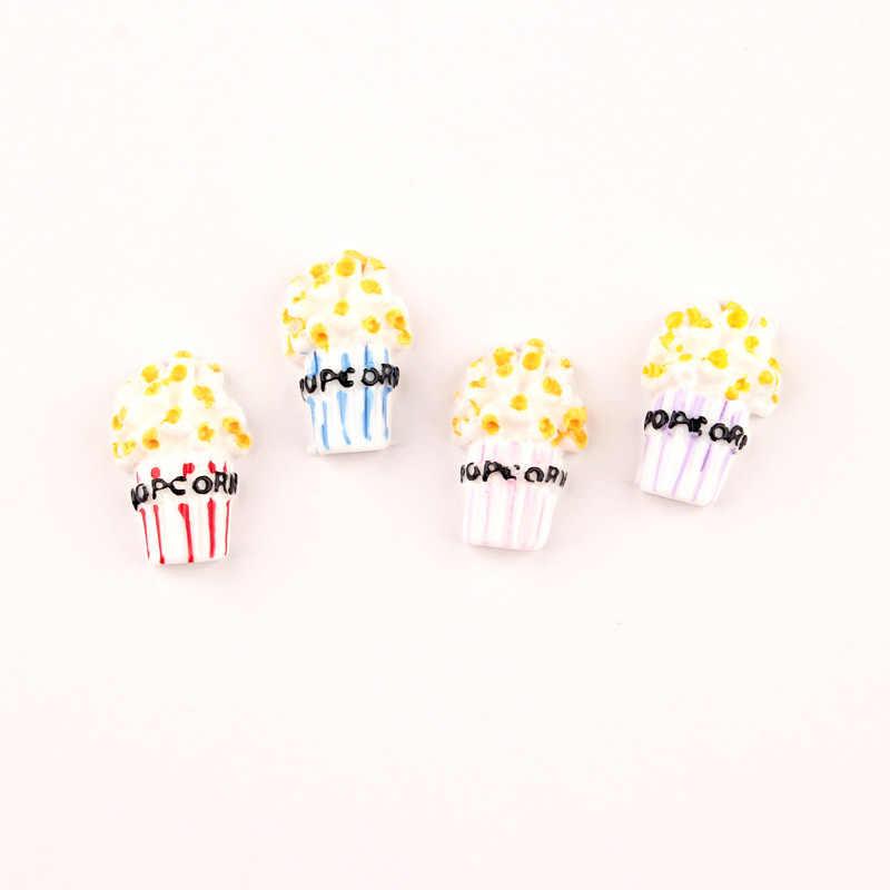 """5 шт. попкорн глина """"сделай сам"""" амулеты поставки слизь наполнитель бусины миниатюрные смолы аксессуары полимерный Пластилин для детей Подарки"""