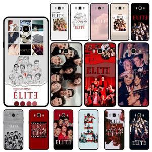 YNDFCNB Spanish TV series Elite Phone Case for Samsung J4 6 7 2 5 8plus prime core 2017 2018 pro