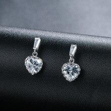Luxury Round Stud Earring with AAA Austrian CZ Crystal Fashion Earrings for Women Jewelry