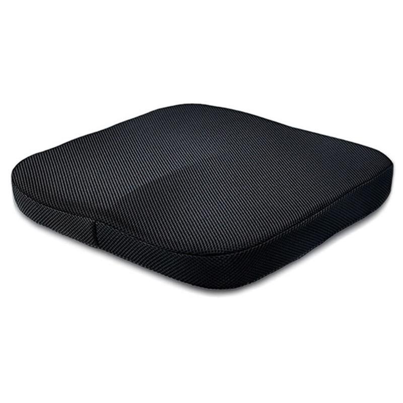 Comfort Office Chair Car Seat Cushion Non-Slip Orthopedic Memory Foam Coccyx Cushion For Tailbone Sciatica Back Pain Relief
