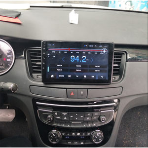 Image 2 - רכב רדיו אנדרואיד מולטימדיה נגן לפיג ו 508 2011 ~ 2016 רכב מסך מגע GPS ניווט תמיכה Carplay Bluetooth