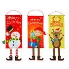 Рождественские настенные украшения гобелен стена на стене Xms скатерть пляжное полотенце Рождественское украшение для дома