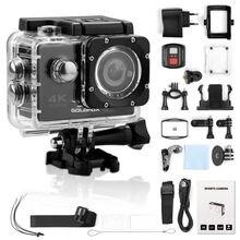 Экшн камера ultra hd 4k с поддержкой wi fi 20 дюйма 1080p 170d