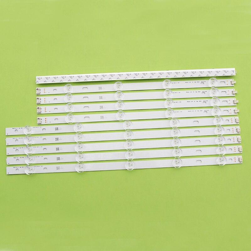 LED Backlight strip 9 lamp For LG INNOTEK POLA2.0 Pola 2.0 42 TV 42LN543V 42LN5300 42LN5406 ZA 42LN5300 42LN5750LED Bar Lights   -