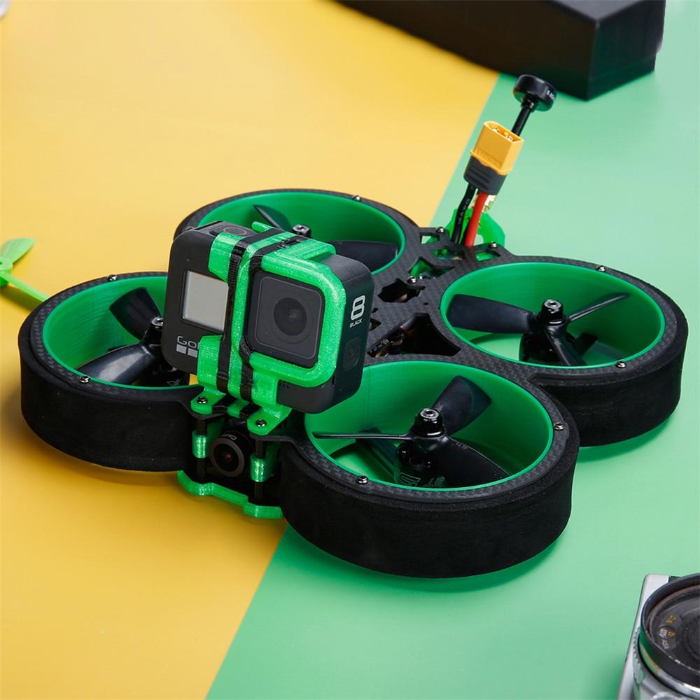 IFlight Green Hornet 3Inch Cine Whoop 4S FPV Racing RC Drone SucceX-E Mini F4 Runcam Nano2 BNF PNP  RC FPV Racing Drone