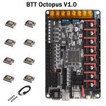 Pre-sale BIGTREETECH BTT Octopus V1.0 32 Bit Control Board TMC2209 TMC2208 3D Printer Parts VS Spider V1.0 For Ender 3 V2