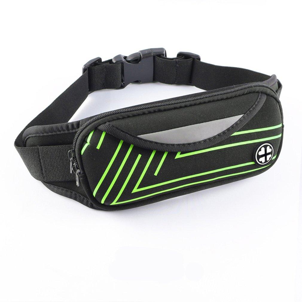 Multi-functional Waterproof Large Capacity Outdoor Mobile Phone Waist Bag Wonderful Waist Bag For Outdoor Running
