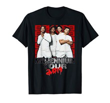 Camiseta B2K-2019 do hip-hop do concerto do presente da música todo o tamanho(China)